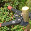 Mini-cisaille à crémaillère ultra légère