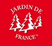 logo jardin de france