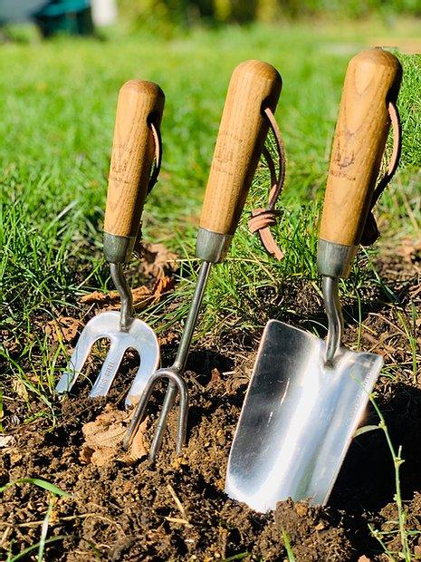 set de 3 outils à main